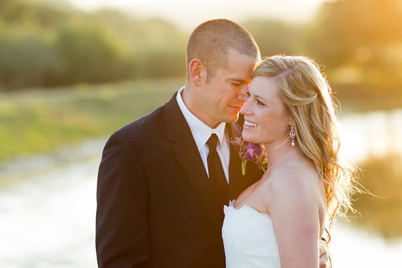 central coast ranch wedding, bride and groom at holland ranch (2 of 4)