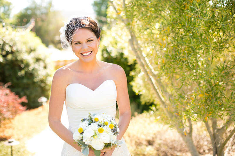 edna valley wedding photography bridal portrait