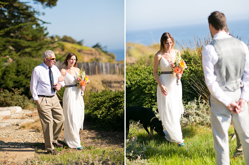 big sur wedding ceremony (1 of 4)