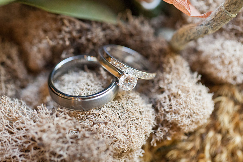 central coast wedding photography, photo of the rings