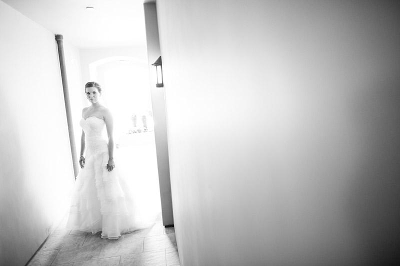 san luis obispo wedding, bridal portrait
