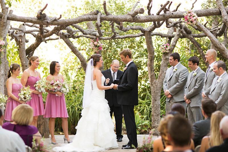 daledet adobe wedding ceremony