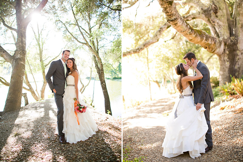 central coast california wedding at lago giuseppe