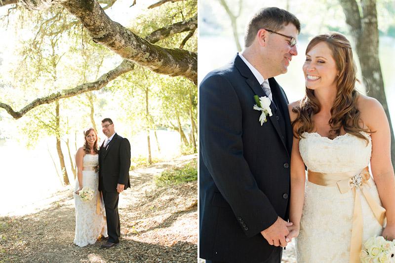 central coast wedding photography at lago giuseppe