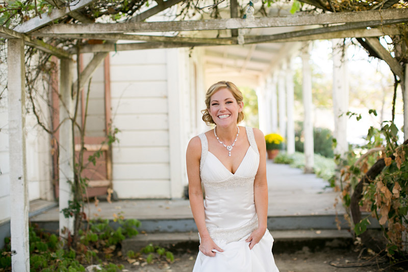 santa margarita ranch, bridal portrait