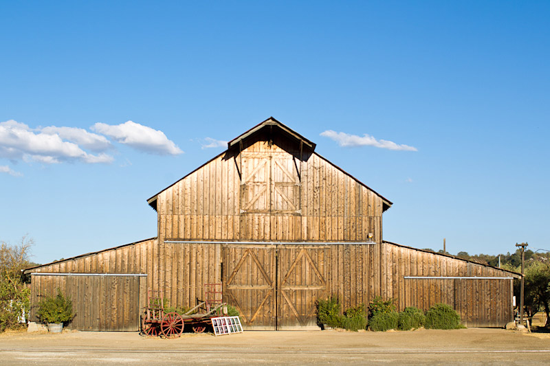 santa margarita ranch barn