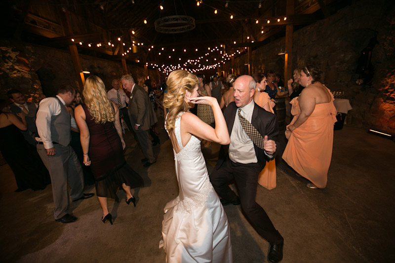 santa margarita ranch wedding, dancing at the reception