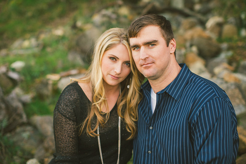 Morro Bay Engagement pictures of couple at ranch by Cameron Ingalls. (1 of 2)