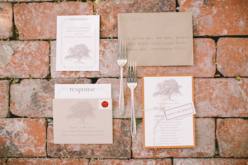 Paso Robles Ranch & Vineyard,  invitations