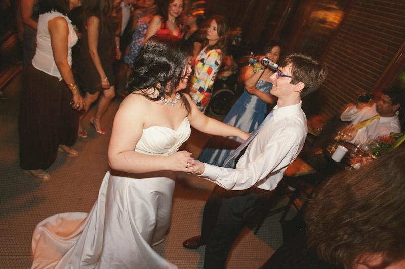 Montreal, Canada, couple dancing