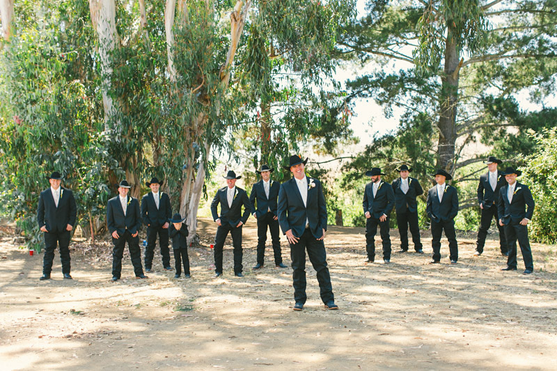 Morro Bay, Groom and his groomsmen