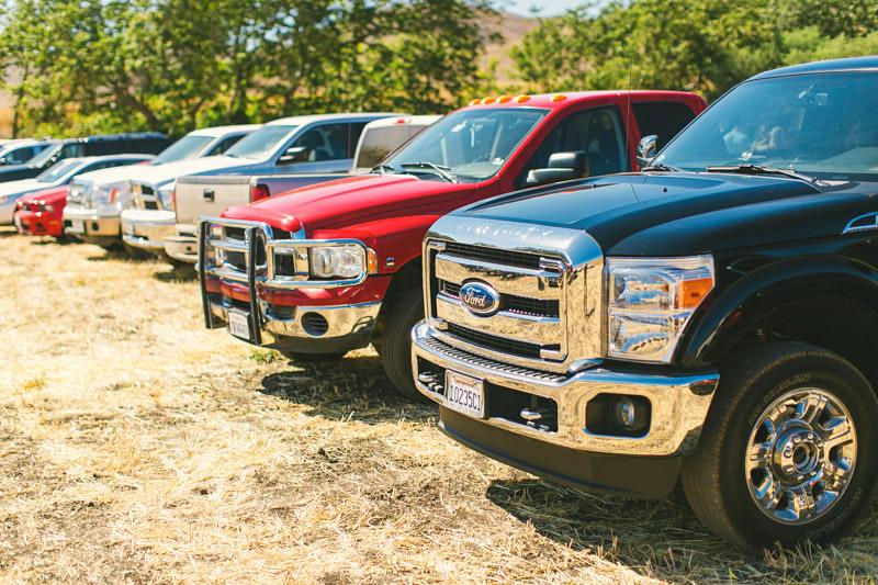 Morro Bay, Trucks