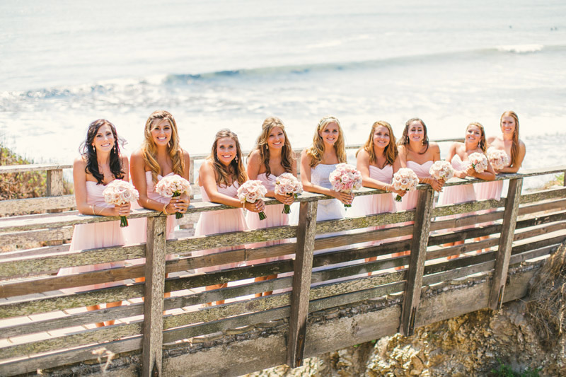 The Cliffs Resort, bride and bridesmaids (2 of 3)