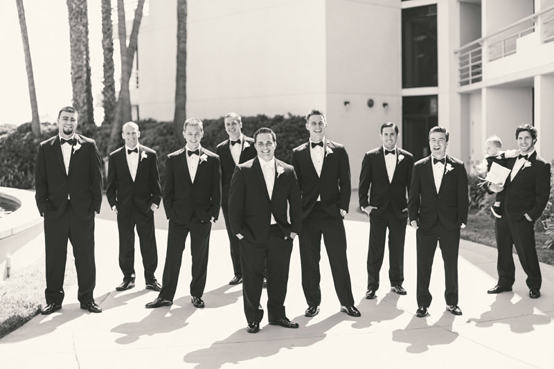 Shell Beach, Groomsmen (2 of 2)
