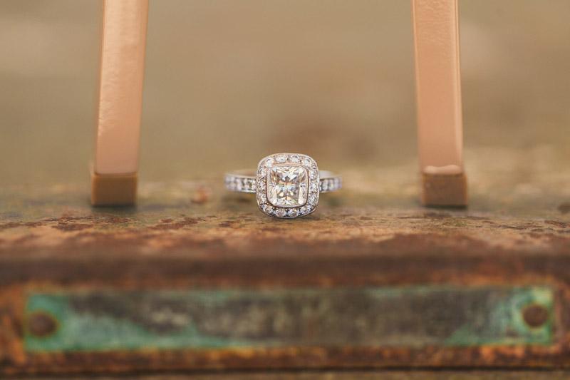 Santa Margarita Ranch, wedding ring