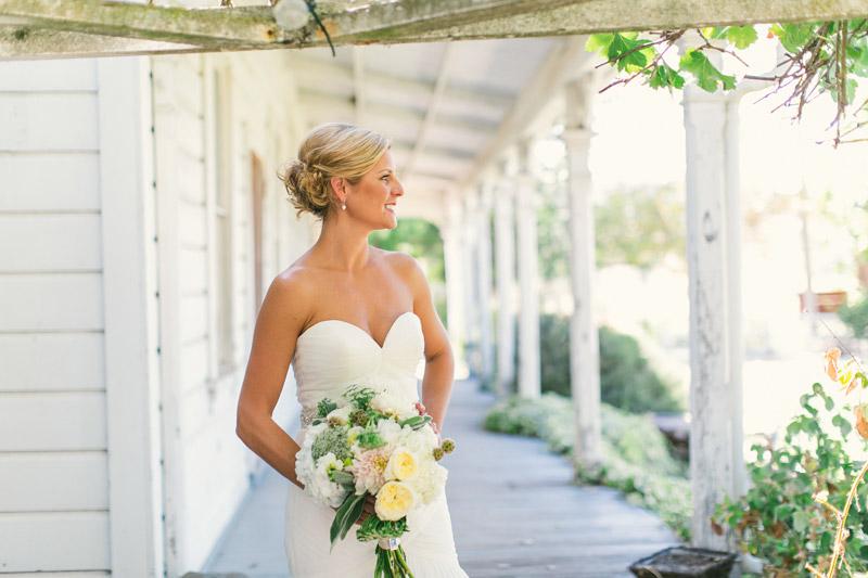 Santa Margarita Ranch, the bride