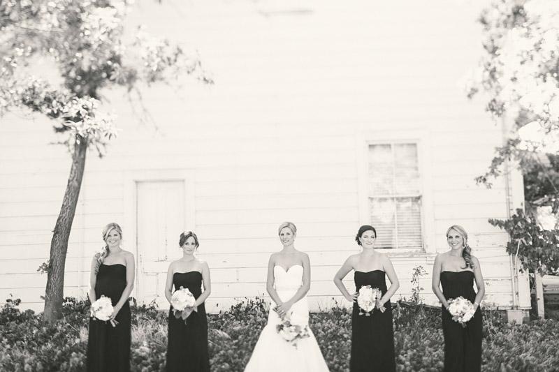 Santa Margarita Ranch, the brides party