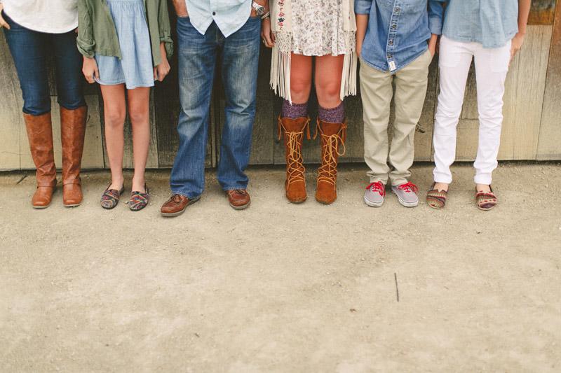 (Greengate Ranch) everyones feet