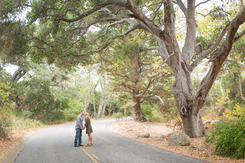 El Capitan Canyon Engagement Shoot