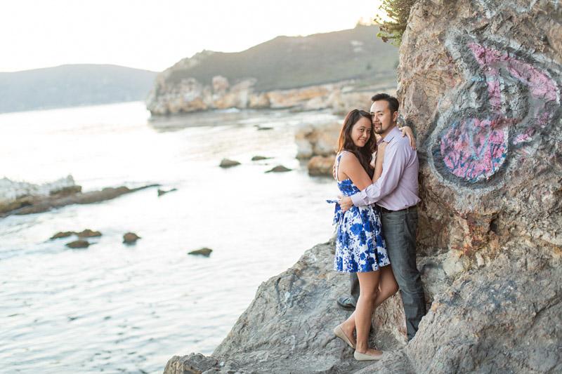 San Luis Obispo Engagement Shoot