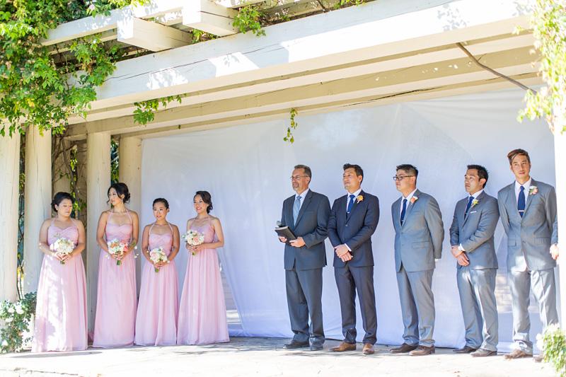 Bernardus Winery Wedding Ceremony (3 of 3)
