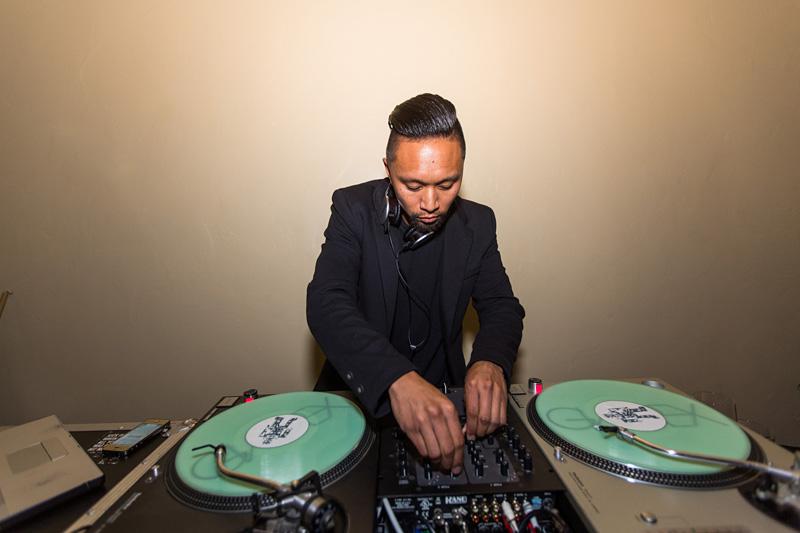 Bernardus Winery Wedding DJ