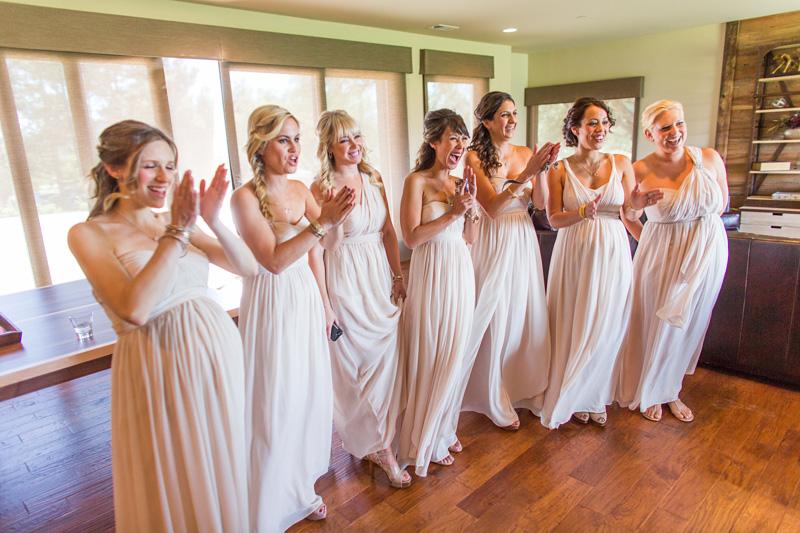 Greengate Ranch Wedding Bridesmaids