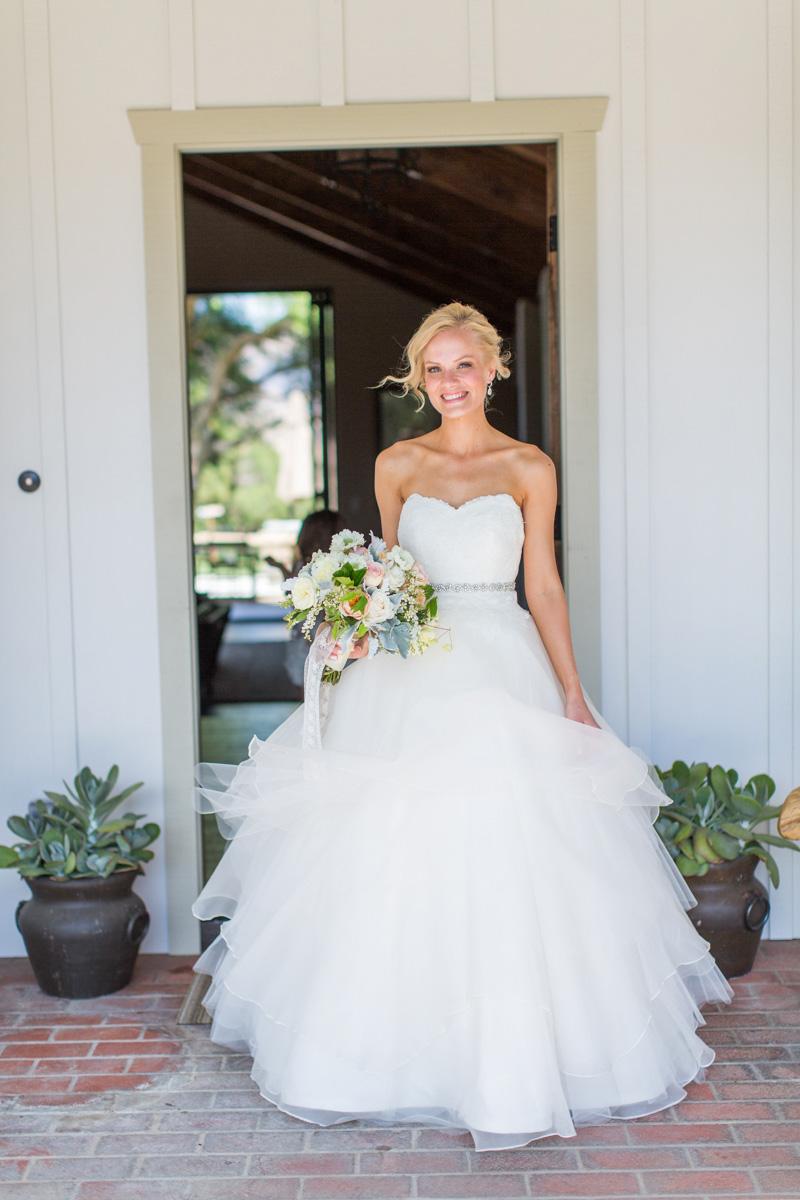 Greengate Ranch Wedding Bride