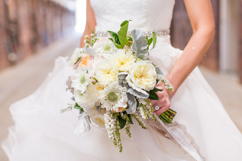 Greengate Ranch Wedding Bridal Bouquet Precious & Blooming Floral Design (1 of 2)