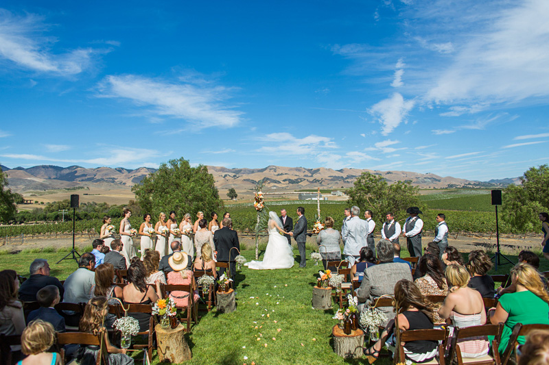 Greengate Ranch Wedding Ceremony (1 of 3)
