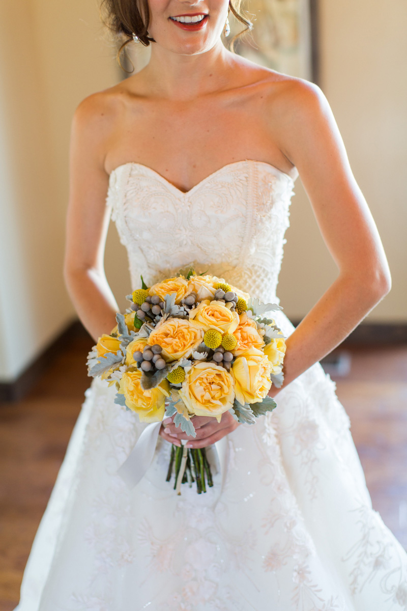Greengate Ranch Wedding Bridal bouquet Adornments Flowers and Finery