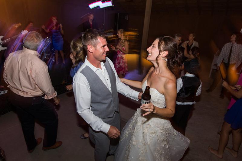 Greengate Ranch Wedding Bride and Groom dancing