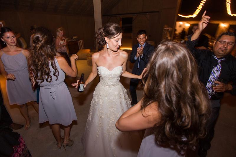 Greengate Ranch Wedding Bride dancing (4 of 4)