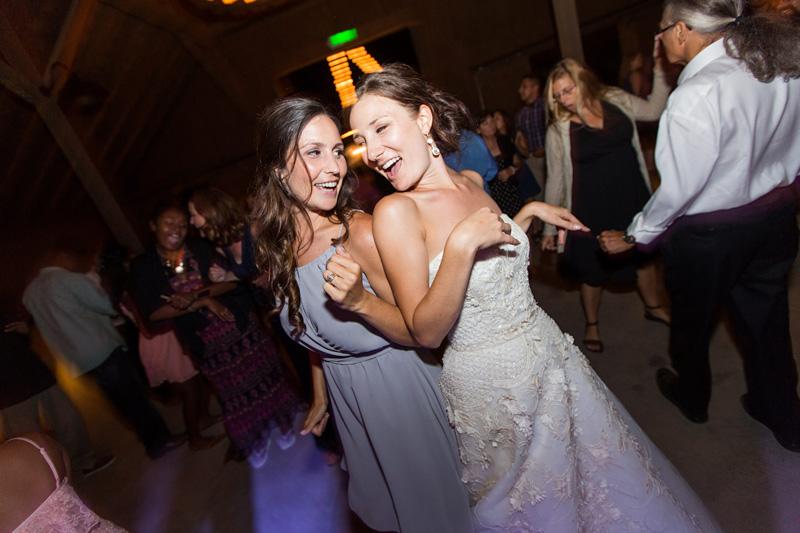 Greengate Ranch Wedding Bride dancing (3 of 4)