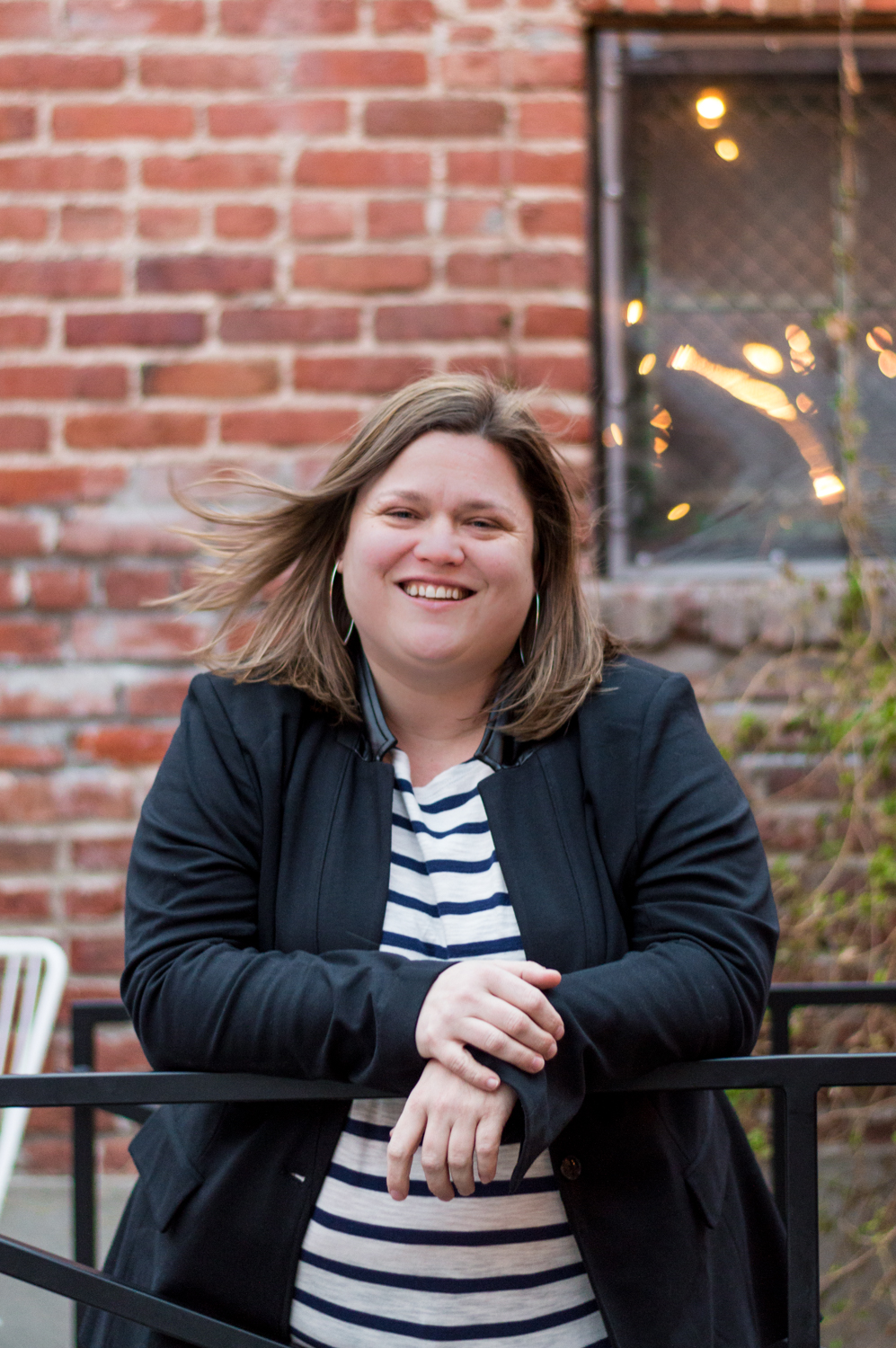 Kelly Kyle - A loyal customer from the beginning, Kelly is now the Director of Operations across all brands.