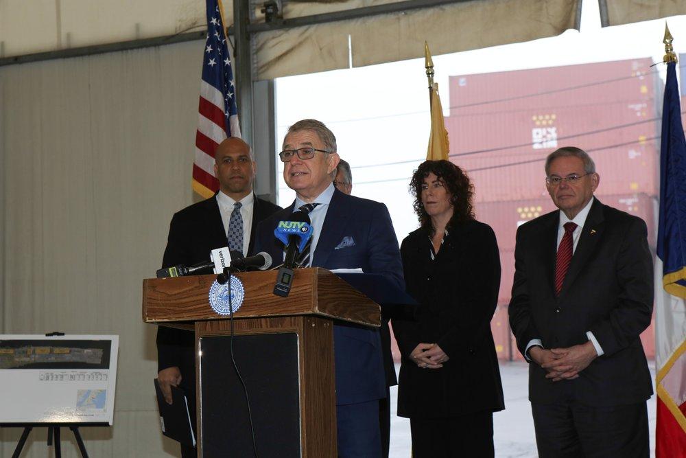 LEG Bayonne Press Conference Speaker Joel Bergstein III.jpg