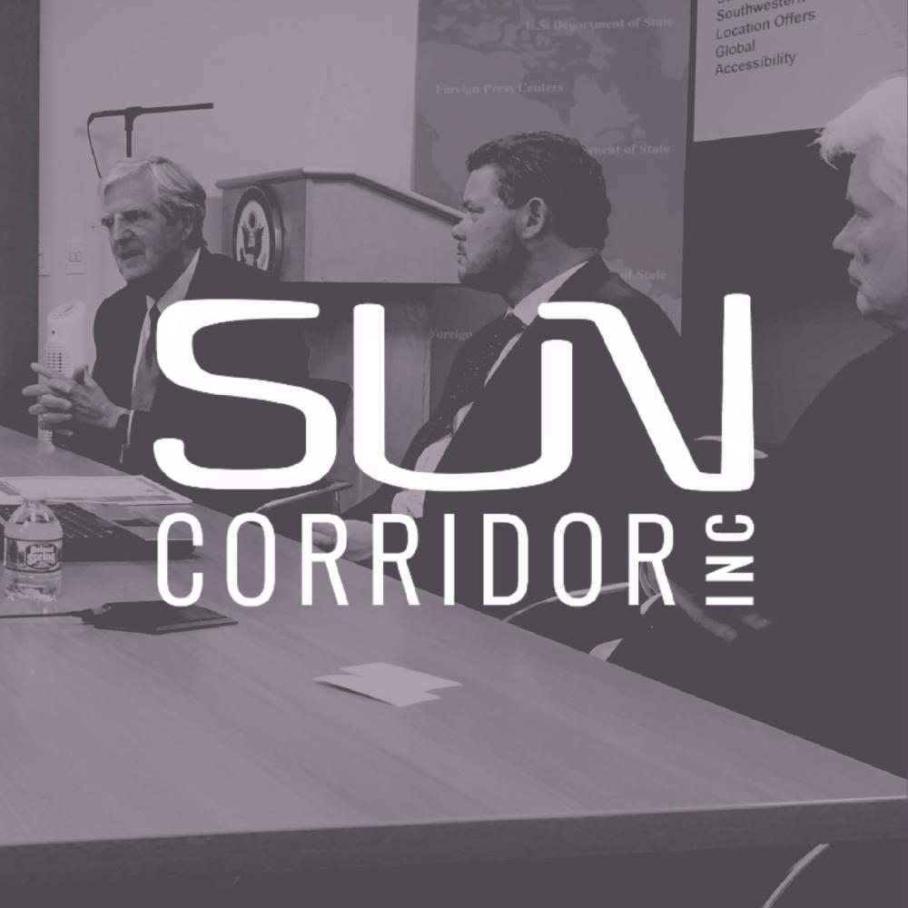 View Sun Corridor Showcase