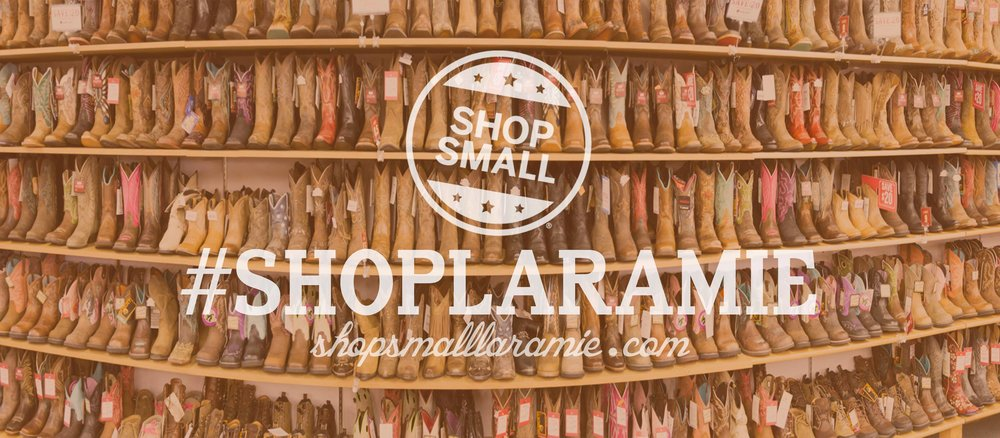 Small Business Saturday Laramie Wyoming