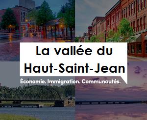 Cliquez sur l'image pour le profil de la vallée du Haut-Saint-Jean