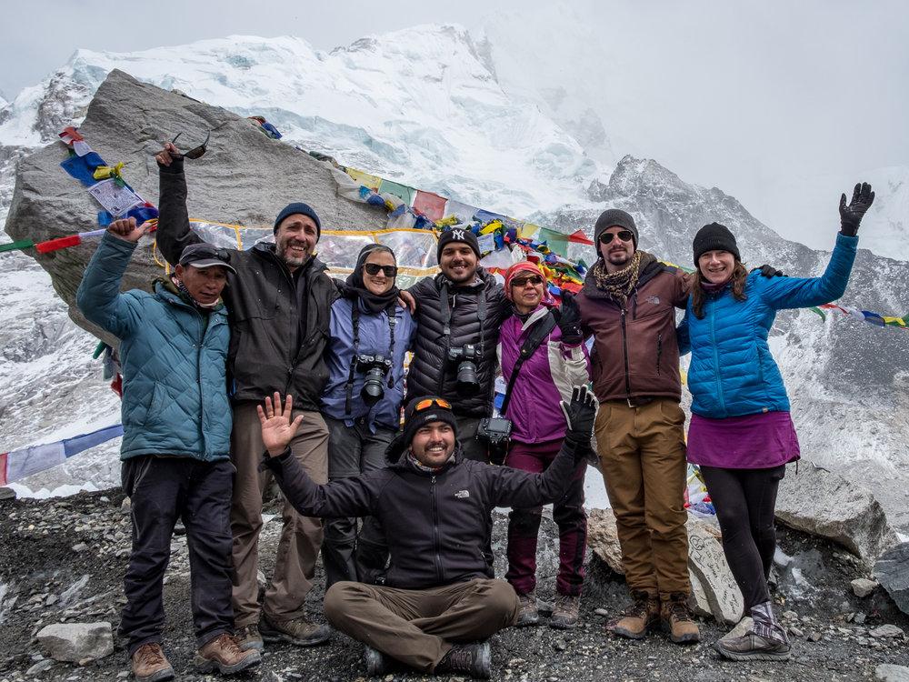 Girl Gotta Hike in Nepal - Melissa