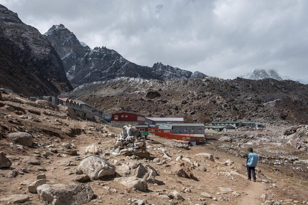 Lobuche, Nepal.