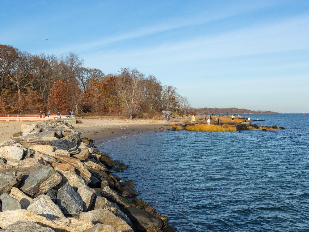 PUBLIC TRANSIT SERIES #9 - Pelham Bay Park, Bronx, New York