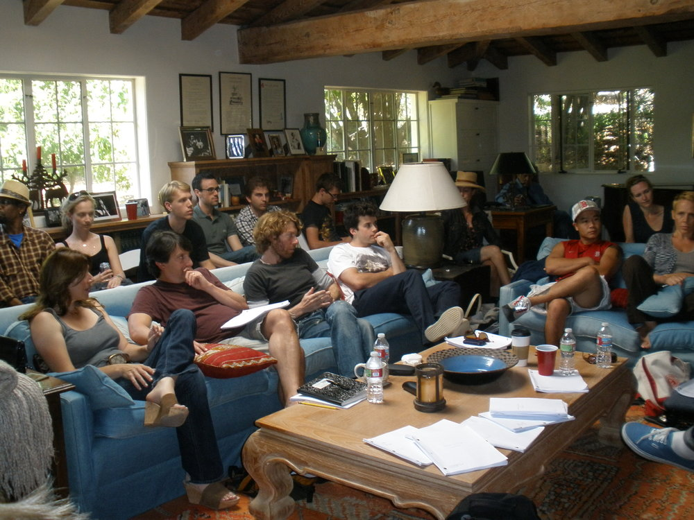 Conferenceweek - For Selected PlaywrightsJuly 29 - August 4, 2018