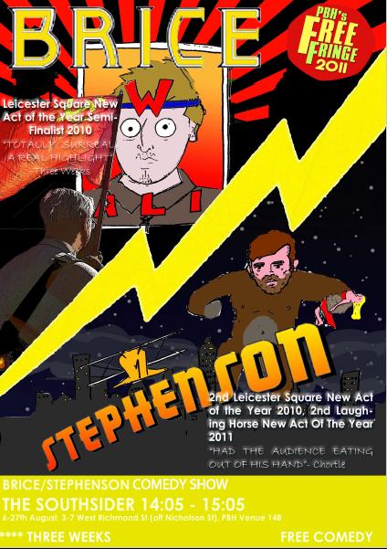 Poster Design by Steppy StepHenSon