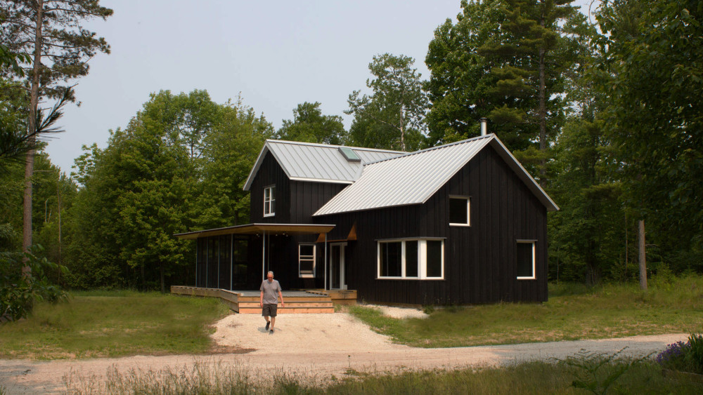 Barnhouse Prefab Cabin