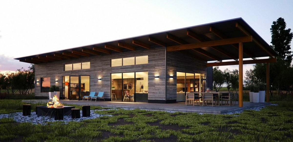 Modular Homes And Prefab Homes Companies In California Prefab Review
