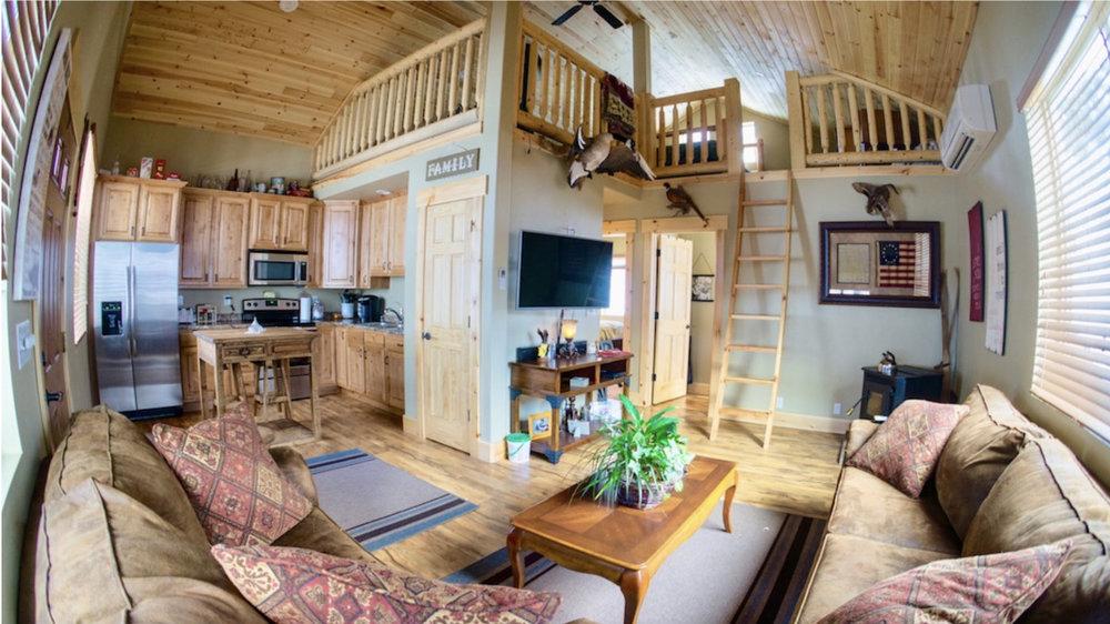 zip kit homes frontier 2 - best prefab homes under $200k
