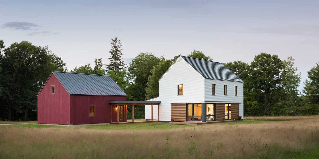 Best Prefab And Modular Home Companies For Modern Farmhouse
