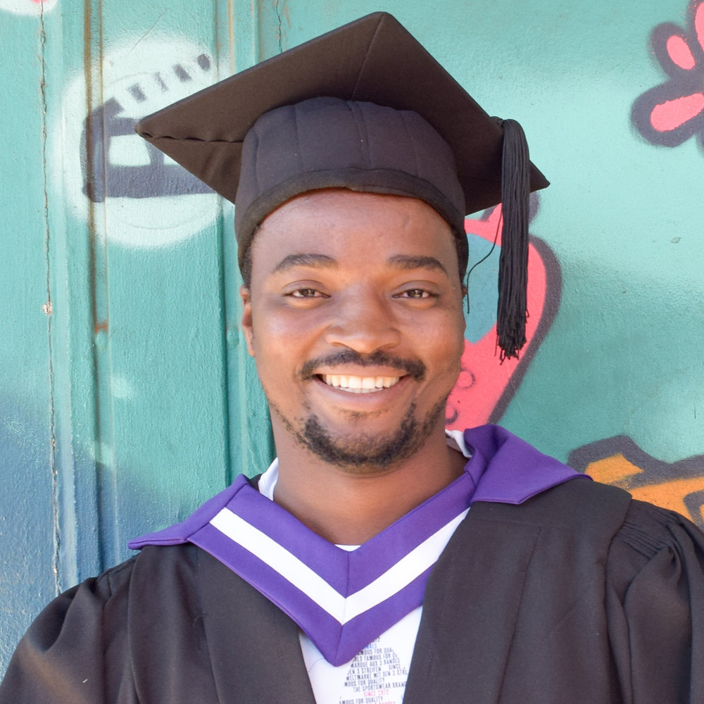 Collen Tshazi  Richfield Graduate Institute of Technology, Information Technology, IT help technician, FNB