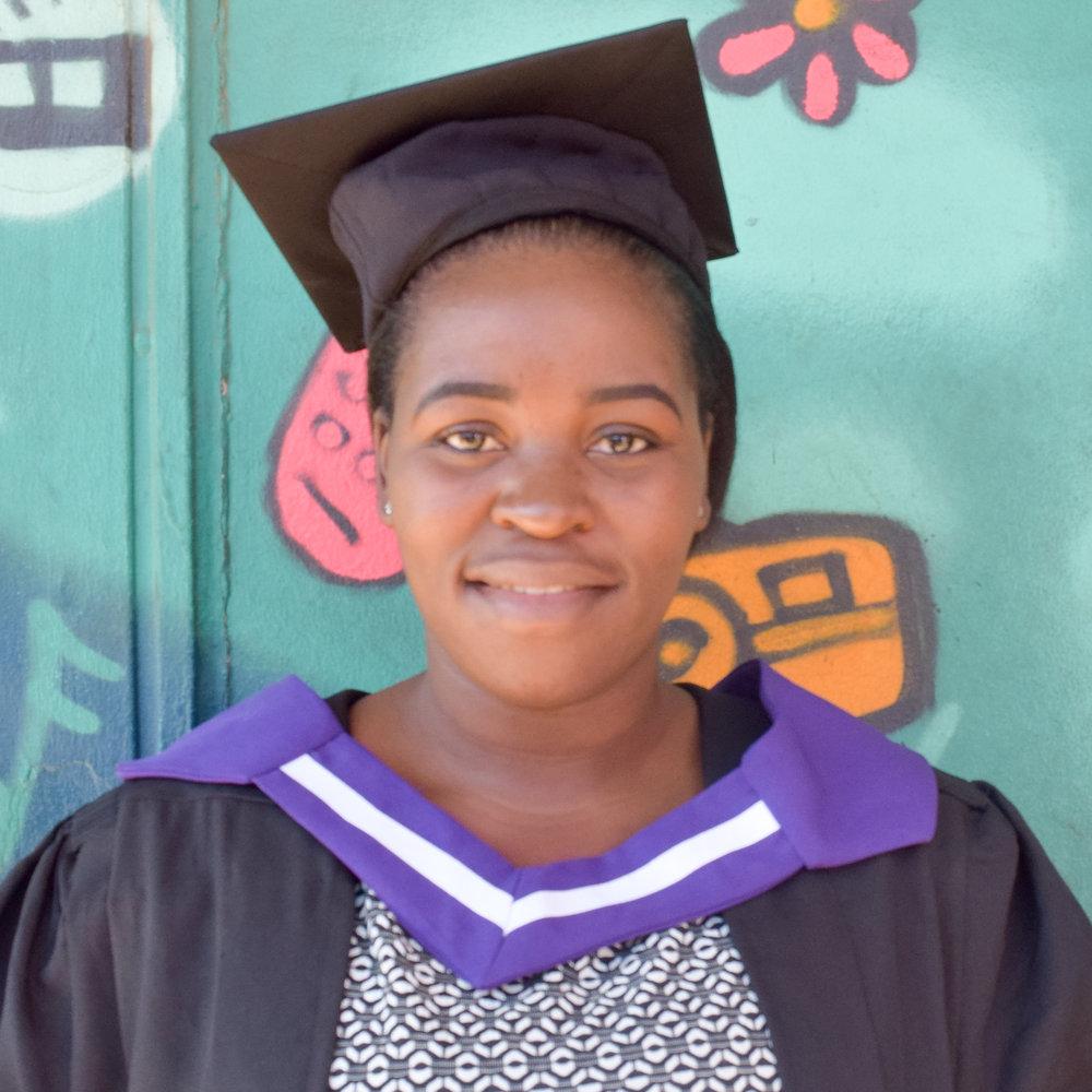 Philisiwe Ncapai  University of Jhonanesburg, Journalism, searching for job